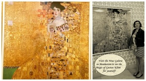 Dream with Me and Gustav Klimt's Golden Woman Adele20151220092843