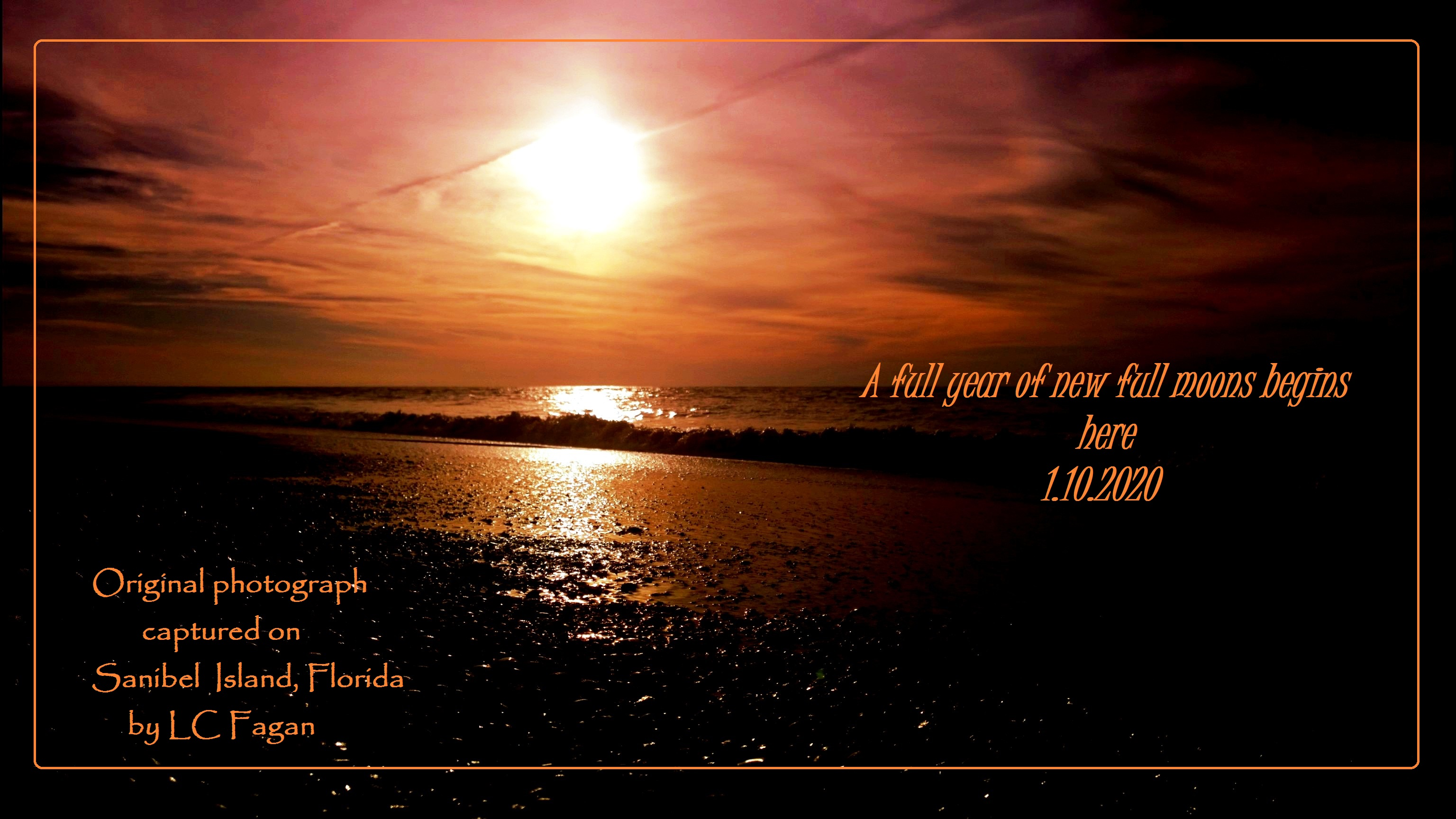 A Brand new Beach 1.10.2020